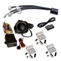 RAPTOR ALARME Pack FIAT avec 3 capteurs et hyper fréquence