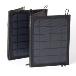 Panneau solaire pliable, portable et transportable de 15W CARBEST