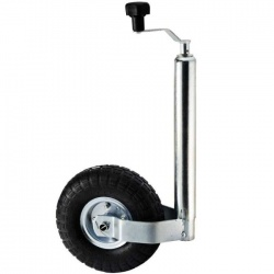 ROUE JOCKEY D 48 ROUE GONFLABLE