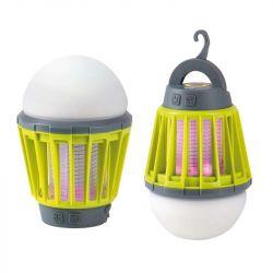 Lampe 2 fonction - tue insectes et éclairage