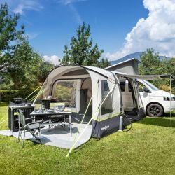 Auvent gonflable ADVANTOURER pour camping-car van et fourgon