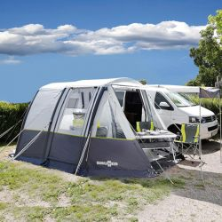 Auvent pour camping-car GLOBETROTTER 4 By BRUNNER
