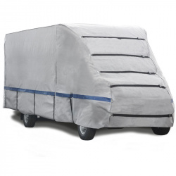 Housse de protection HINDERMANN TYVEK SUPRA FC pour camping-car profilé