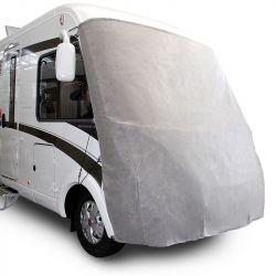 Bâche de protection avant universel en TYVEK SUPRA FC pour Camping-car intégral