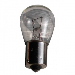 Ampoule 1 plot baïonnette 12V/21W