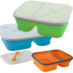 Snack box 1.6 L bleu