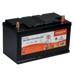 Batterie AGM Deep Cycle ANTARION 90 A/h C10