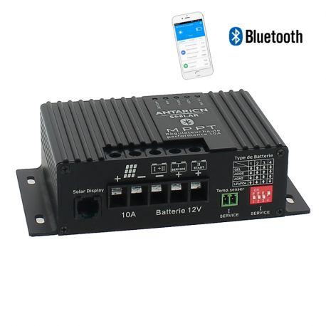 Régulateur solaire MPPT Bluetooth ANTARION
