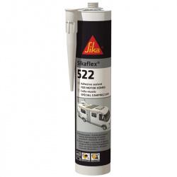 Mastic polyuréthane SIKAFLEX 522 Blanc