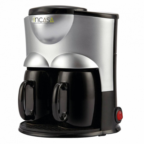 Cafetière 12 Volts VECHLINE - 2 Tasses céramique