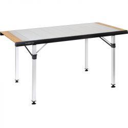 Table de camping pliante et enroulable Quadra Tropic Adjustar 6