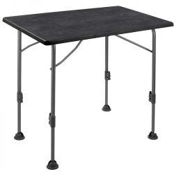Table de camping Linear Black Longueur 80 cm