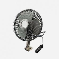 Ventilateur oscillant 12 Volts