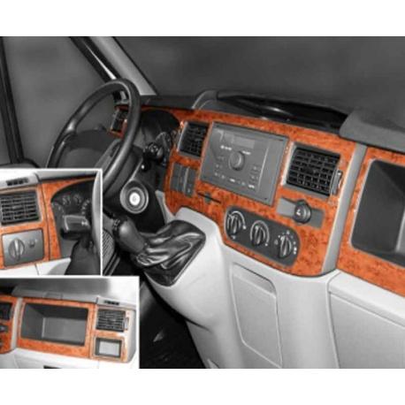 HABILLAGE TABLEAU DE BORD FORD TRANSIT APRES 2006 Avec Airbag