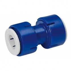Raccord droit Uniquick pour tuyau 12 mm