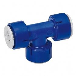 Raccord en T Uniquick pour tuyau 12 mm