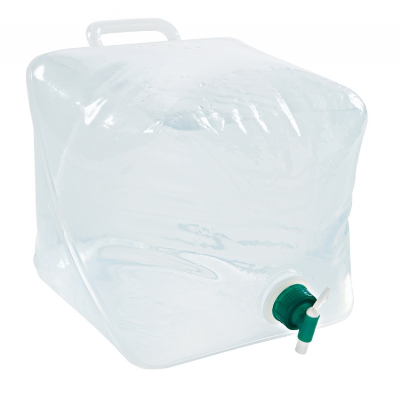 jerrican souple 20 litres avec robinet leader loisirs. Black Bedroom Furniture Sets. Home Design Ideas