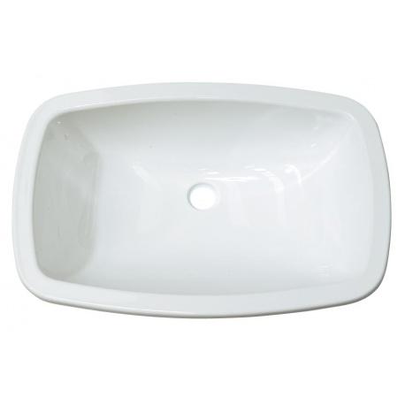 Lavabo vasque blanc N°42