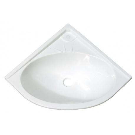 Lavabo d'angle 330 x 330