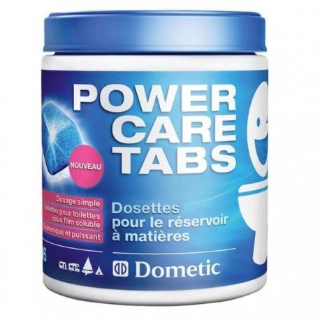 POWER CARE TABS - DOMETIC
