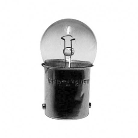 LAMPE HALOGENE BA 15S 12V/5W