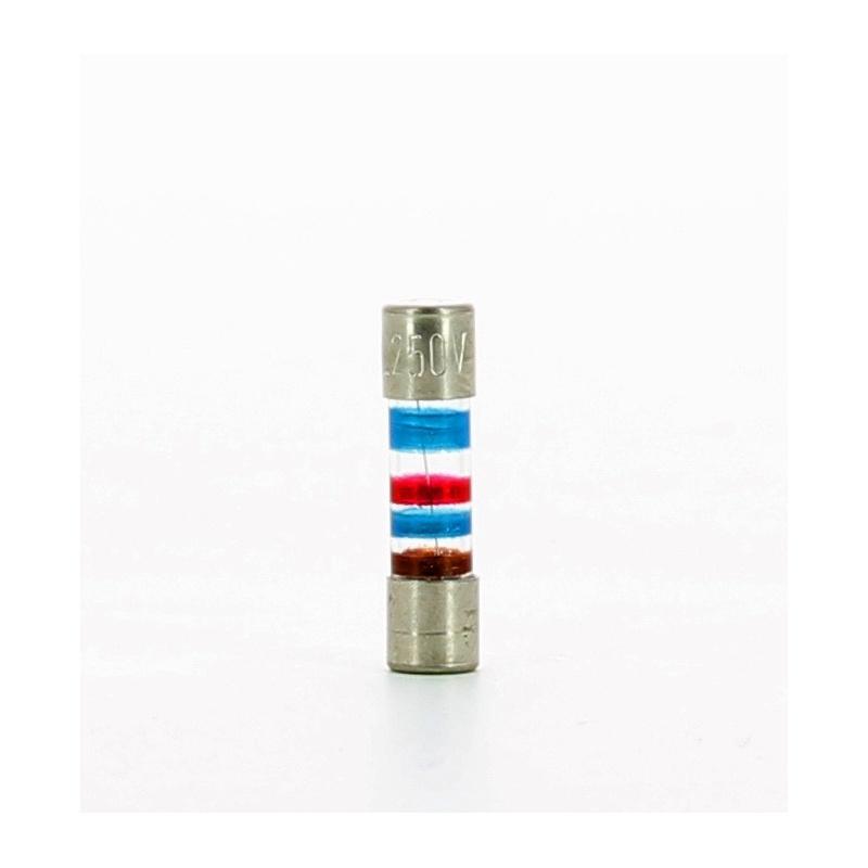Fusible truma 1 6a leader loisirs - Code couleur electricite ...