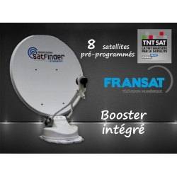 Antenne satellite SATFINDER EVOLUTION 65 cm Multi-satellites