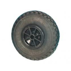 Roue seule gonflable pour roue jockey 260 x 85 x 20 mm