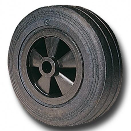 Roue seule de roue jockey 200 x 50 x 20 mm