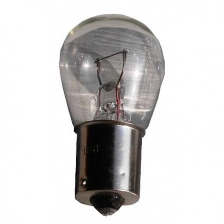 Ampoule 1 plot baïonnette double filament 12V/21/5 W (par 2)