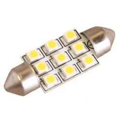 Lampe navette 9 LED