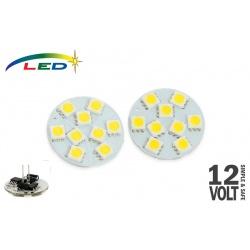 Ampoules LED G4 arrière 2W 100 Lumens