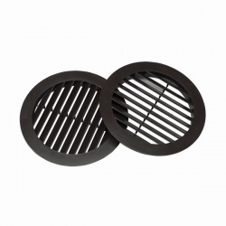 Lot de 2 grilles entrée d'air FRESHWELL