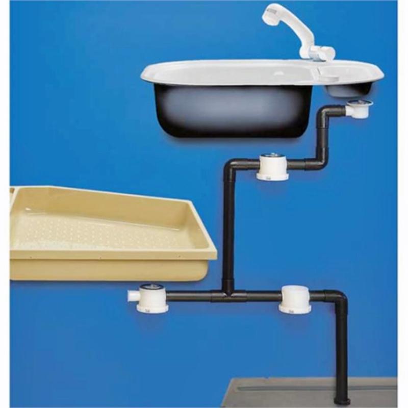 clips de fixation pour tuyau 28mm reich x5 leader loisirs. Black Bedroom Furniture Sets. Home Design Ideas