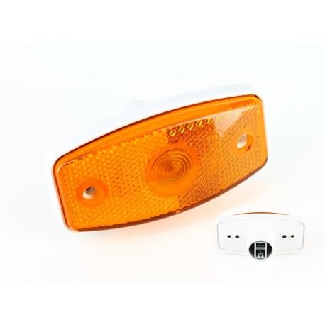 Feu de position latérale orange