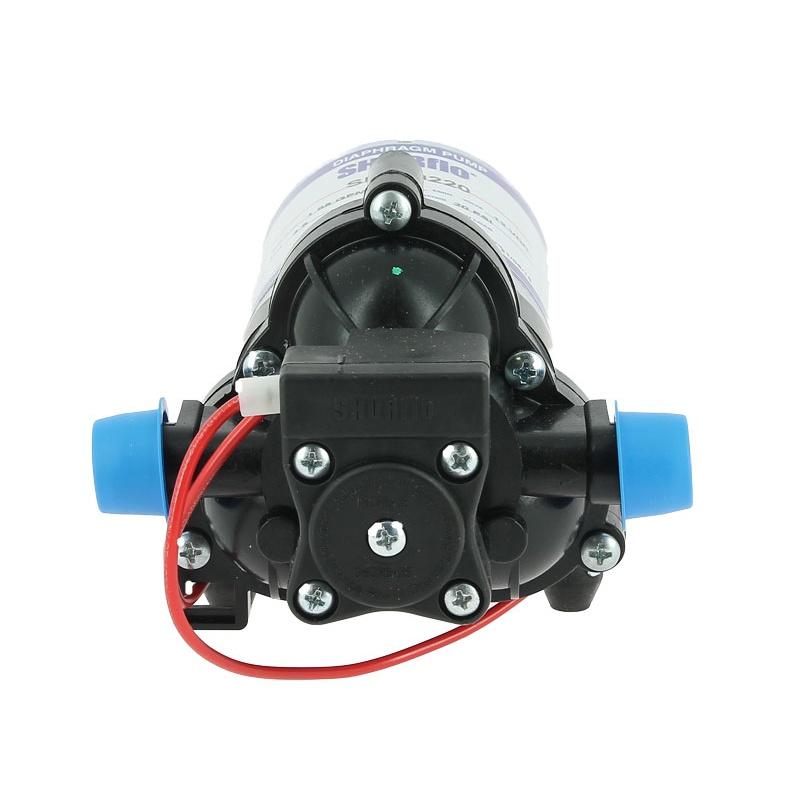 5d60a085989b01 Pompe SHURflo 12 V - 7 L MN - Leader Loisirs