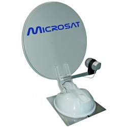 Antenne satellite bi-sat ASTERIA Microsat