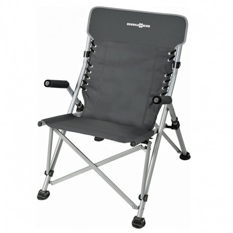 Fauteuil RAPTOR BRUNNER Suspension Gris