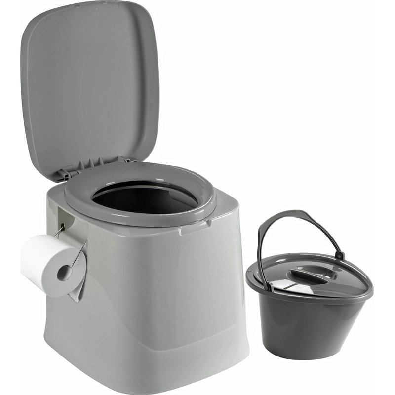 Toilette portable optiloo leader loisirs for Wc chimique portable