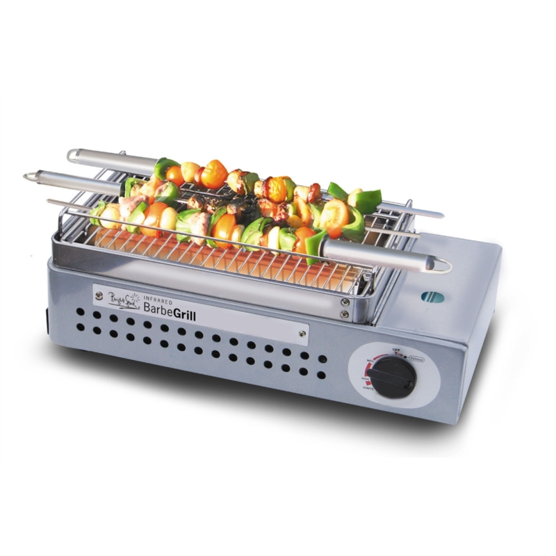 Barbecue grill infrarouge barbegrill leader loisirs - Barbecue infrarouge gaz ...