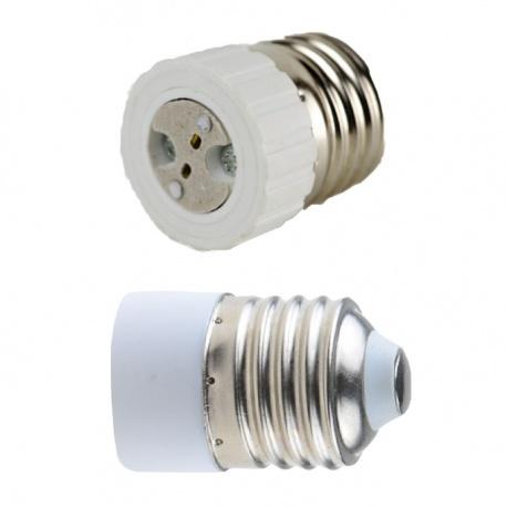 Adaptateur LED G4 avec culot E27