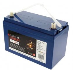 Batterie Lithium-ion 100 Ampères - Inovtech