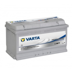 Batterie cellule Professional Acide 90A/h VARTA
