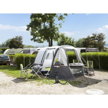 auvent pour camping car globetrotter 4 by brunner leader loisirs. Black Bedroom Furniture Sets. Home Design Ideas