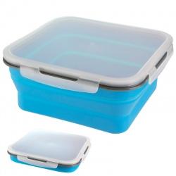 Boite alimentaire Snack Box XL pliable en silicone
