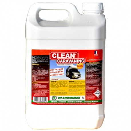 CLEAN CARAVANING 5 litres