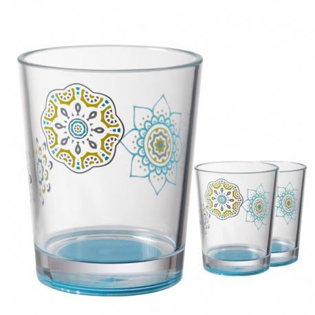 Set de 3 verres 30 cl SANDHYA