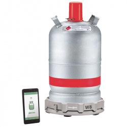 Balance électronique pour bouteille gaz