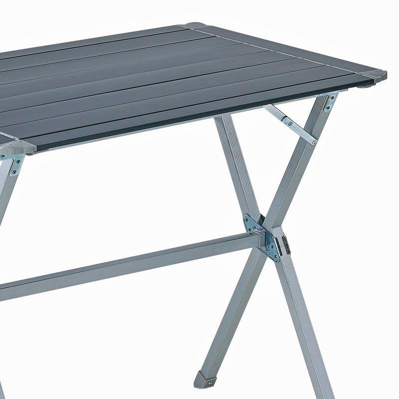 table alu 115 trigano pour 4 personnes plateau en. Black Bedroom Furniture Sets. Home Design Ideas