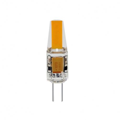 Ampoule LED G4 Taille halogène 360° 110 lumens